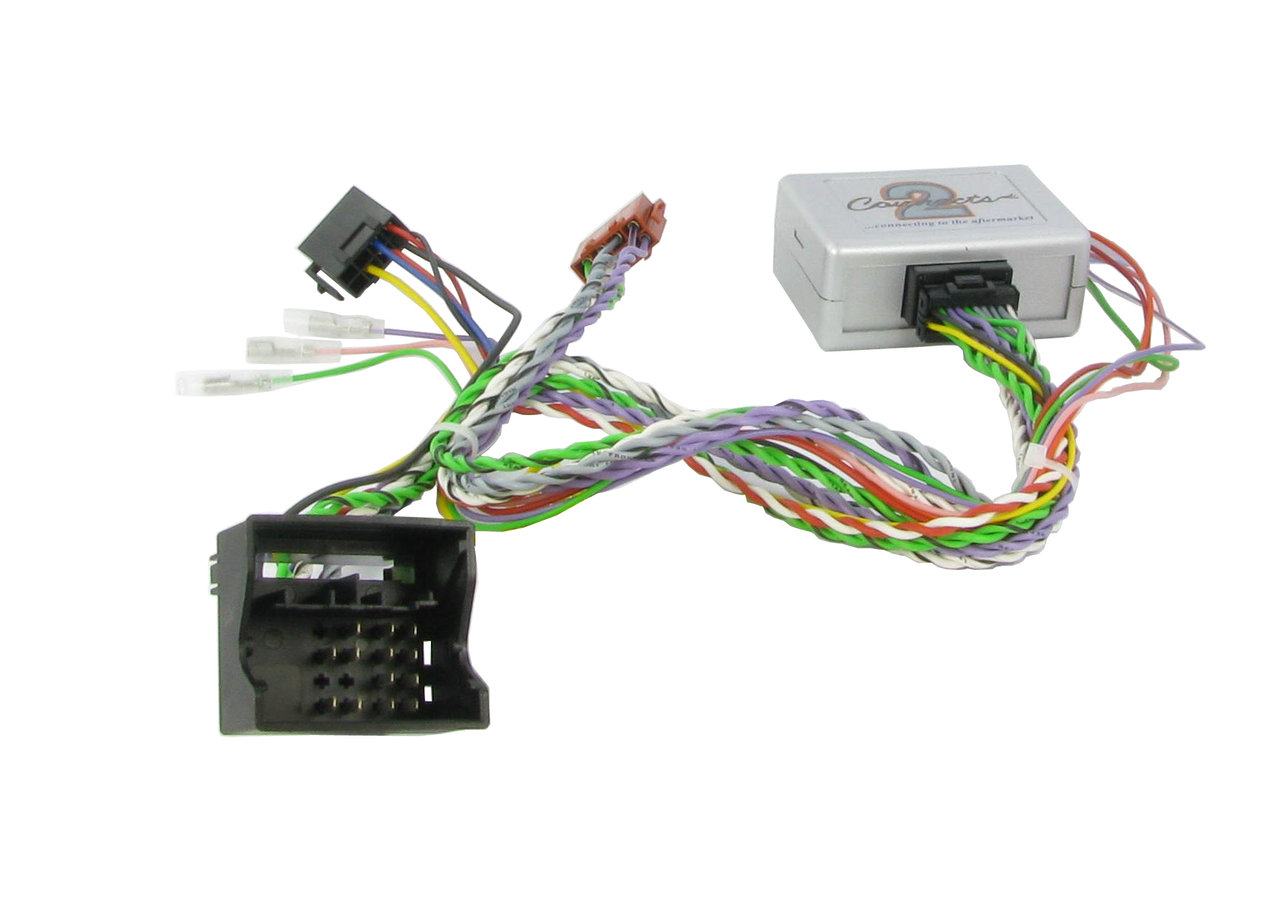 Psa Peugeot Citroen Iso Wiring Harness For A Universal Car Head What Is Can Bus Unit