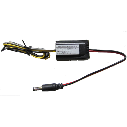 Switching relay and interference suppressor for Rear view camera